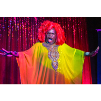 Fri 1 June @ 8PM | BLACK DIVAZ: Screening and drag performance