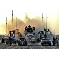 Wednesday 2 January @ 3pm | MAD MAX: FURY ROAD - BLACK AND CHROME