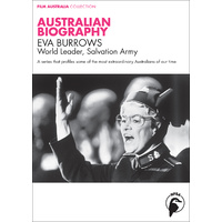 Australian Biography: General Eva Burrows