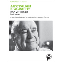 Australian Biography: Ray Whitrod