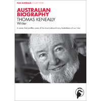 Australian Biography: Thomas Keneally