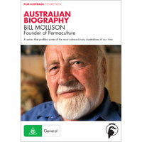 Australian Biography: Bill Mollison