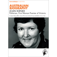 Australian Biography: Joan Kirner