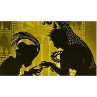 Friday 2 October @ 6pm | KINOKONZERT - THE ADVENTURES OF PRINCE ACHMED